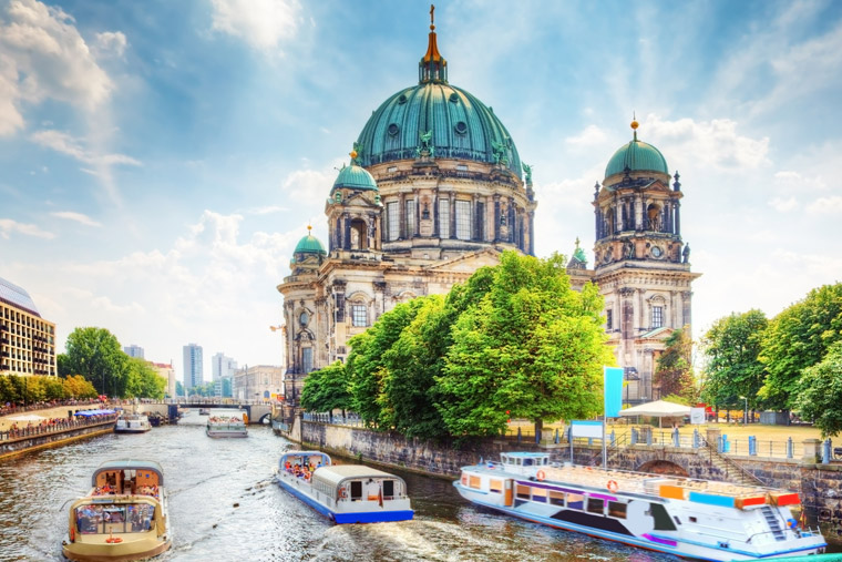 Germany, Berlin, Berlin Cathedral