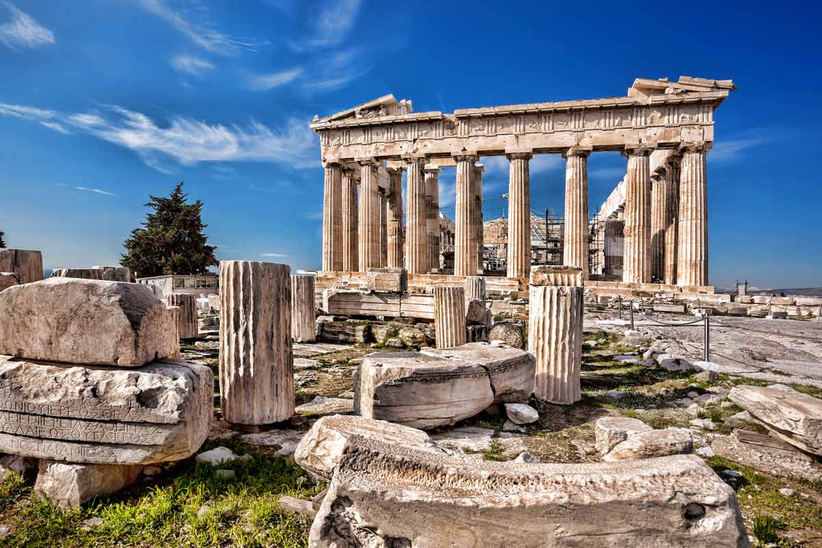 Travel to Athens with Keytours Vacations