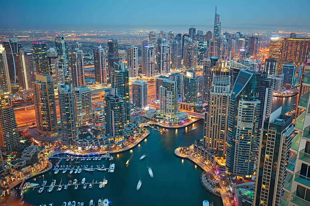 Travel to Dubai with Keytours Vacations