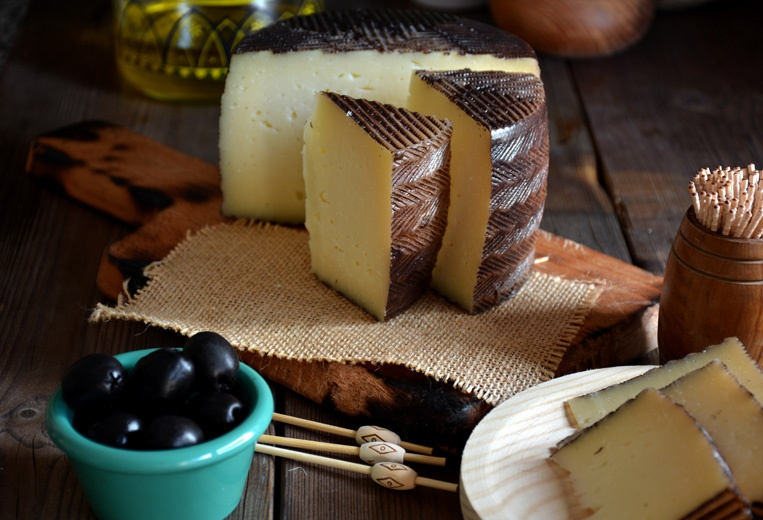 Spanish Cuisine - The Most Popular Foods to Try by Region - Manchego Cheese