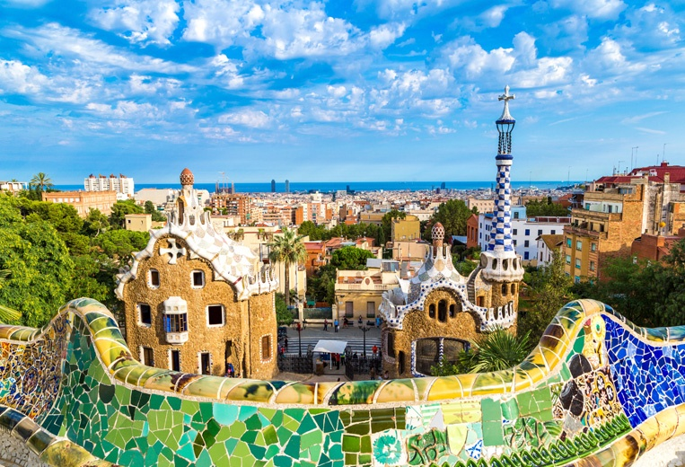 Things to do in Spain: Barcelona Highlights - Park Guell