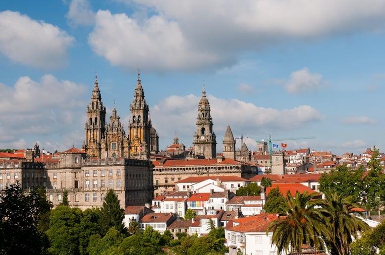 Spain Cities - Santiago del Compostela - Fesitvals in Spain