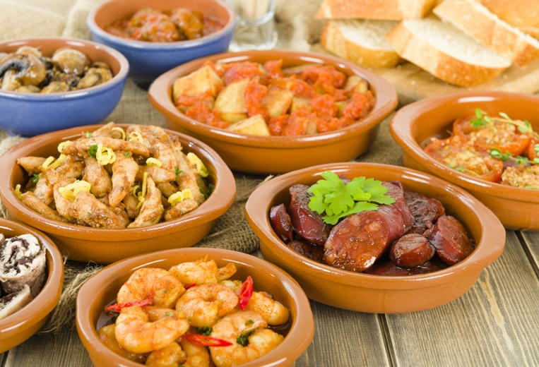 Spanish Cuisine - The Most Popular Foods to Try by Region - Tapas