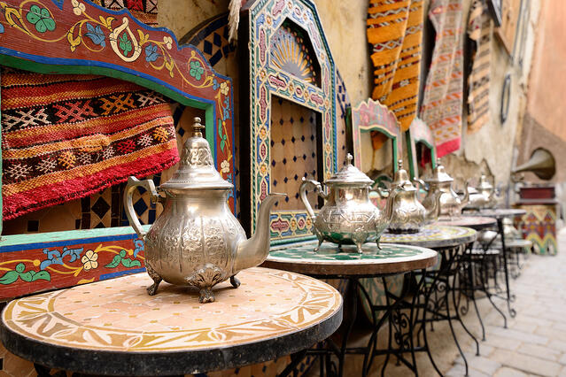 Travel to Morocco with Keytours Vacations