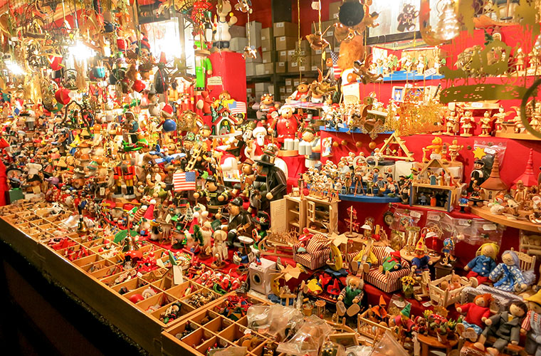 nuremburg christmas market trip