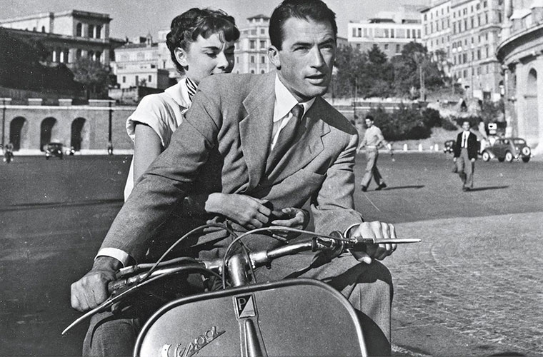 roman holiday buzz4tours movie still BLOG